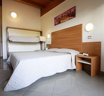 hotel cesenatico camera tre posti