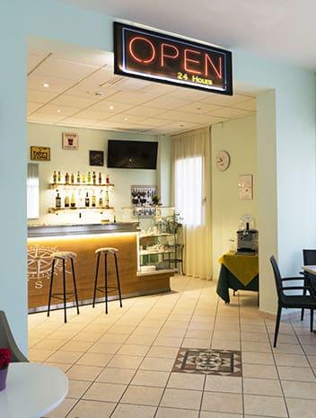 hotel cesenatico panoramica bar
